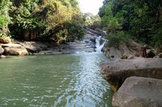 Las Paylas ~ Natural Water Slide ~ Luquillo, Puerto Rico