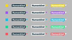 We were asked by Motto and the Gannett team to redesign and animate the brand for Humankind, a digital video brand that tells powerful stories of people performing positive acts, sharing special relationships, and overcoming great odds.