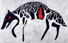 Red Riding Hood | Stringfellow Art