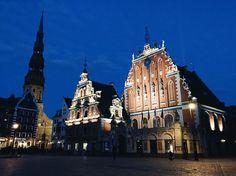 #throwbackthursday #tbt #riga #rigaoldtown #lettland #visitriga #schwarzhäupterhaus