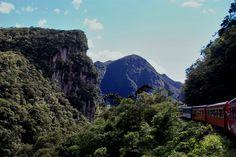 Serra do Mar – Curitiba (PR) até Morretes (PR)