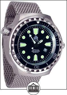 52mm Izquierda de operador Reloj Automático con Milanaise banda T0253de mil de  ✿ Relojes para hombre - (Gama media/alta) ✿