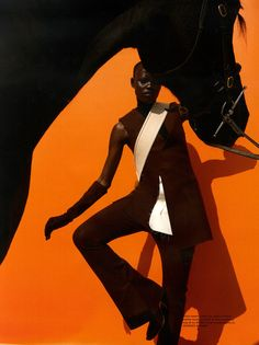 Colour Culture --- Grace Bol, Black Fashion Models, Black Fashion Bloggers