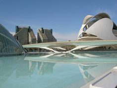 Valencia City of Arts Sciences