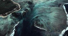 водопад на маврикии