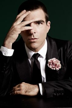 Zachary Quinto for the Out100