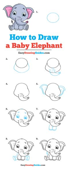 baby draw drawing ideas for beginners Elephant How to Draw a Baby Elephant How to Draw a Baby Elephant Really Easy Drawing Tutorial baby draw drawing ideas for beginners Elephant How to Draw a Baby Elephant How to Draw a Baby Elephant nbsp hellip Elephant Drawing For Kids, Elephants For Kids, Draw An Elephant, Draw Animals For Kids, Cartoon Elephant Drawing, Cartoon Drawing For Kids, Elephant Drawings, Elephant Doodle, Giraffe Drawing