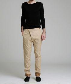 TOMAOTOMO - spodnie męskie