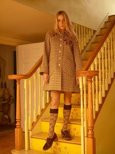 Chloe Sevigny Models Gucci for Bazaar Russia December 2017 Issue
