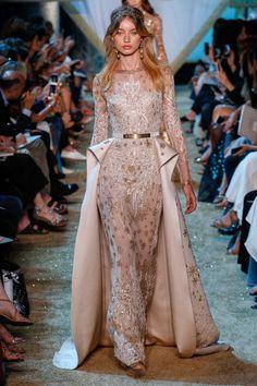 Неделя высокой моды: Elie Saab (Интернет-журнал ETODAY)
