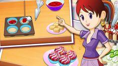 Jogos de Cozinhar da Sara