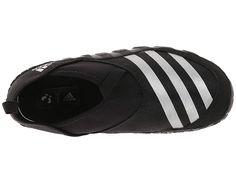 sale retailer 34b3e 8d5ab adidas Outdoor Kids Jawpaw (ToddlerLittle KidBig Kid) Kids Shoes  BlackSilver MetallicBlack