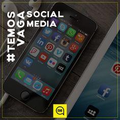 VAGA PARA ANALISTA DE MÍDIAS SOCIAIS em Uberlândia-MG.  Quer fazer parte da nossa equipe? Então se liga no job.    Requisitos para a vaga:    - Conhecimento em produção de conteúdo para redes sociais e blogs  - Conhecimento em Facebook Ads, Google AdWords e Google Analytics  - Português afiado para leitura e redação    Irá trabalhar com:    - Monitoramento de redes sociais   - Produção de conteúdo para Blogs  - Planejamento e execução de estratégias  - Análise de métricas    Carga-horária…