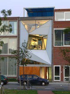 Body House, Monolab. rotterdam