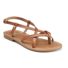 Love these ....SO® Women's Gladiator Sandals