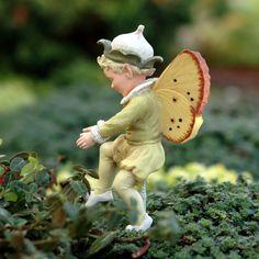 The Poplar Fairy - Cicely Mary Barker Flower Fairies