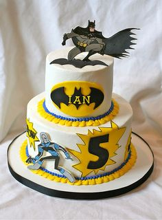Batman by thecakespot, via Flickr