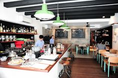 Cafe-hopping in Singapore