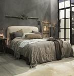Vinn kalkmaling til oppussing av et helt rom! Brown Furniture Bedroom, Grey Bedroom Paint, Bedroom Inspirations, Home Bedroom, Rustic Bedroom, Luxe Bedroom, Grey Bedroom, Bedroom Green, Bedroom Colors