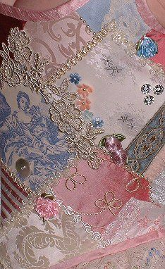 Amazing crazy patchwork from my favourite website.