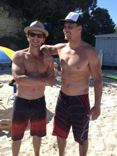 images of Ingo Rademacher Sebastian Roche, Adults Only, Cute Couples, Beautiful Men, Hot Guys, Gay, Pairs, Yum Yum, Beach