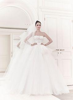 #zuhair-murad 2014:- #fashion #style  #bride  #bridal  #wedding #dresses #dress #gown #nails #makeup #evening #ball-gown #Accessories #designer #designing #design #stylish #أزياء  #فاشن #ستايل #موضة #عرائس #زفاف  #سهرة #فساتين #اكليل  #تصميم #مصممين #فنون #صرعة #أظافر #أناقة #إكسسوارات