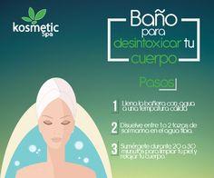 ¿Sabías qué las sales de baño tienen propiedades relajantes y desintoxicantes para tu cuerpo? Te invitamos a seguir estos pasos para preparar tu propio baño con sal marina.
