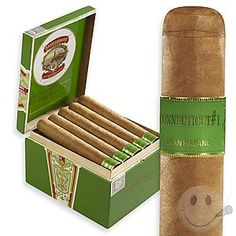 Gran Habano #1 Connecticut - Cigars International