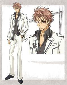 Vampire Knight Characters   Akatsuki Kain