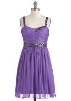 I Amethyst Who I Am Dress | Mod Retro Vintage Dresses | ModCloth.com