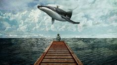 """""""Pier"""" by Seamless. Artwork available as art prints, murals, laptop skins and tablet cases on Artsider.com"""