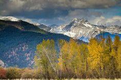 Grey Wolf Peak Arlee MT