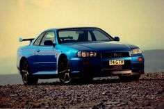 Stephen Goldasz chose the #R34 #Nissan #Skyline #GT-R as his #MTstaffpick of the day