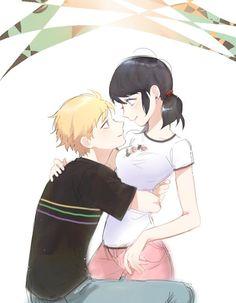 Adrien & Marinette