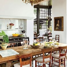 Kitchen: Architectural Digest