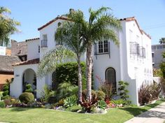 Spanish Revival | Architectural