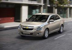 Chevrolet mostra o Cobalt para  o mercado europeu