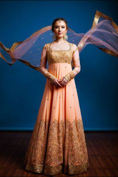 Very delicate dress by Balbir The Fashion People, Ludhiana #weddingnet #wedding #india #indian #indianwedding #weddingdresses #mehendi #ceremony #realwedding #lehenga #lehengacholi #choli #lehengawedding #lehengasaree #saree #bridalsaree #weddingsaree #photoshoot #photoset #photographer #photography #inspiration #planner #organisation #details #sweet #cute #gorgeous #fabulous #henna #mehndi