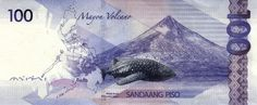 Philippine Peso Bills - Art and design inspiration from around the world - CreativeRoots Philippine Peso, Baybayin, Money Change, Philippines Culture, Play Money, Textile Design, Shark, The 100, Flats