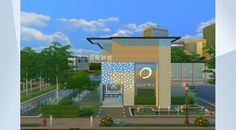Tsekkaa tämä tontti The Sims 4 Galleriassa! - Hey! Here's another spa and yoga center for you! I hope you like it. Again no custom content here. More pictures on my blog. Groundfloor - bar, changing rooms, pools, saunas, 1 floor - meditation balcony, treatment rooms, yoga studio. 2nd floor - large yoga hall, balcony                                                                                                                 #yogacenter #spa #community #lot #communitylot #nocc #spaday…