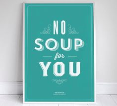 No Soup for you! The Soup Nazi (one of the best episodes in #Seinfeld)