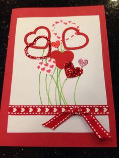 DIY Valentine Card 3