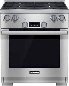 "Article about the best 30"" ranges.  This is the Miele 30 inch professional range hr1124"
