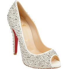touch of sparkle for any occasion. need to be able to wear them with my warm-up pants considering they are Louboutin.