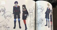 Gurren Lagann, Sword Art Online, Querida No Franxx, Anime Manga, Anime Art, Crazy Fans, Honey Bear, Zero Two, Character Sheet