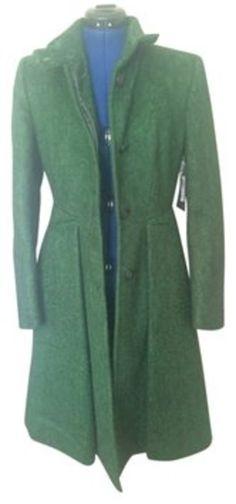 Max Mara | Threadflip Pea Coat, Max Mara, Jackets, Fashion, Down Jackets, Moda, Parka Coat, Fashion Styles, Fashion Illustrations
