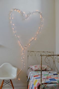 a (sweet) heart light