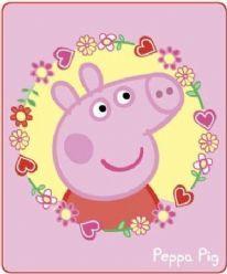 Peppa Pig Polka Dot Fleece