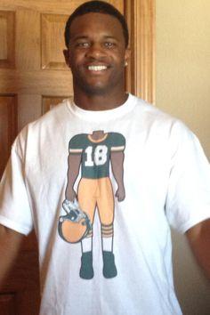 Green Bay Packers Randall Cobb