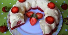 Archívy Recepty - Page 7 of 58 - Nápady-Návody. Russian Recipes, Pavlova, Something Sweet, Tupperware, Sweet Recipes, Sweet Tooth, Cheesecake, Food And Drink, Pudding